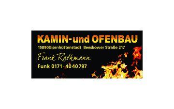 Kamin- und Ofenbau Frank Rathmann
